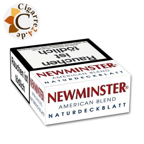 Newminster American Blend Filterzigarillos