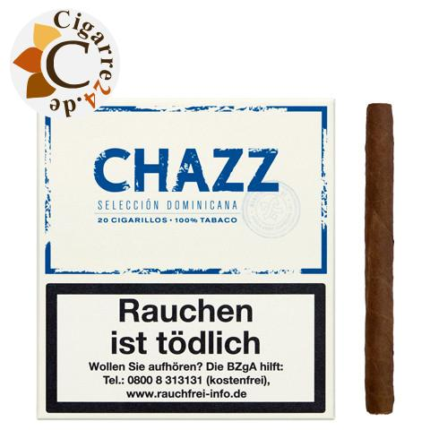 Chazz Cigarillos, 20er