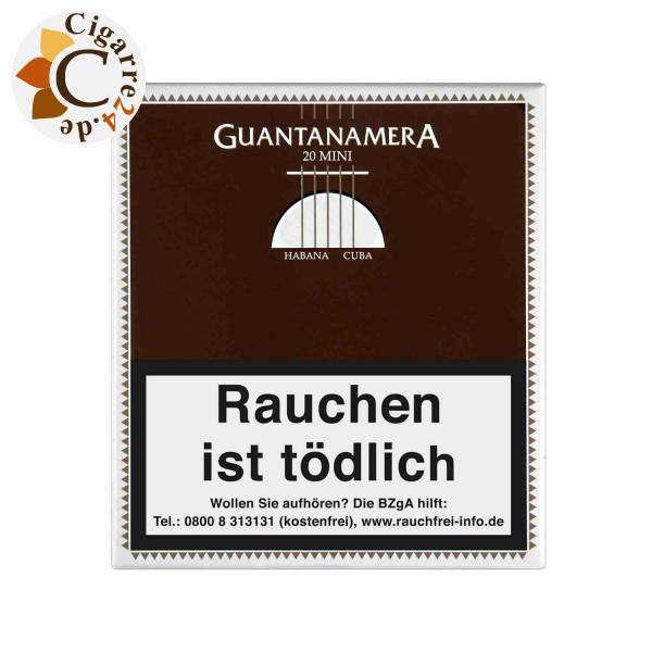 Guantanamera Mini Zigarillos, 20er