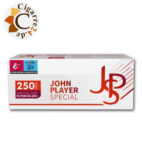 JPS Red Special Hülsen, 250er