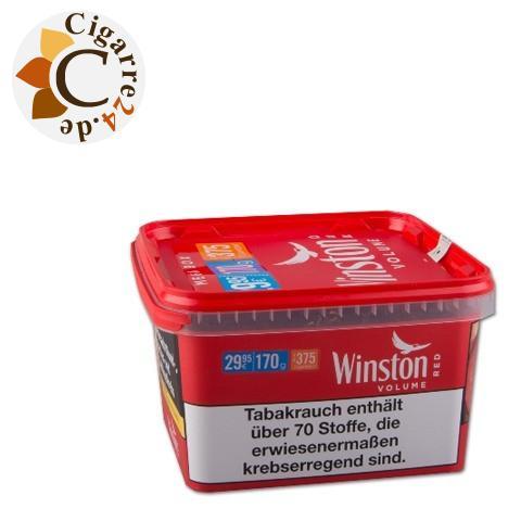 Winston Volume Tobacco Red Mega Box, 170g