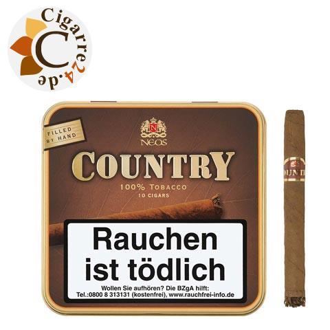 Neos Country Cigars, 10er