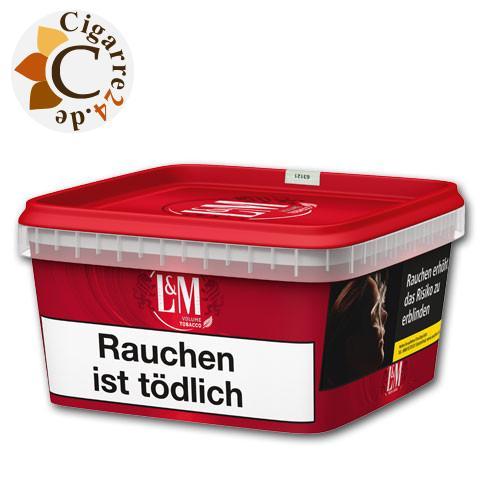 L&M Volume Tobacco Red Big, 155g